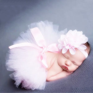 Baby Skirt and Headband Set Price In BD