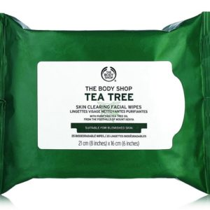 The Body Shop Tea Tree Skin Clearing Facial Wipes Price In BD