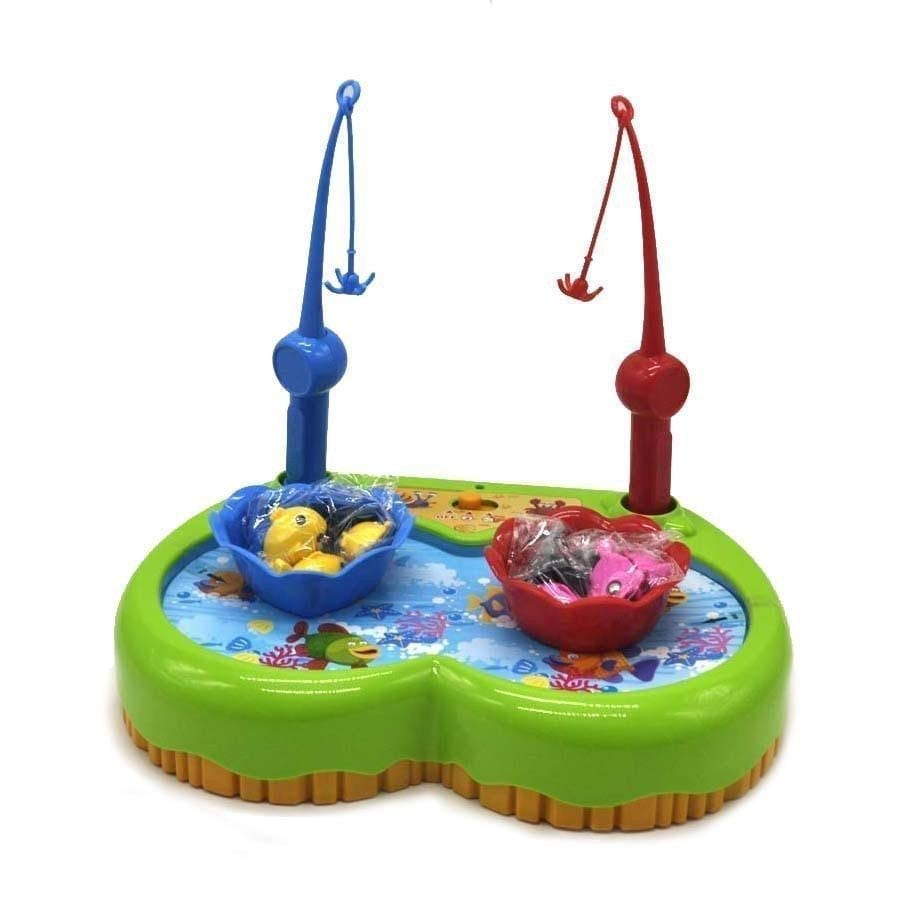 Funny Plastic Kids Magnetic Fishing Game,toy