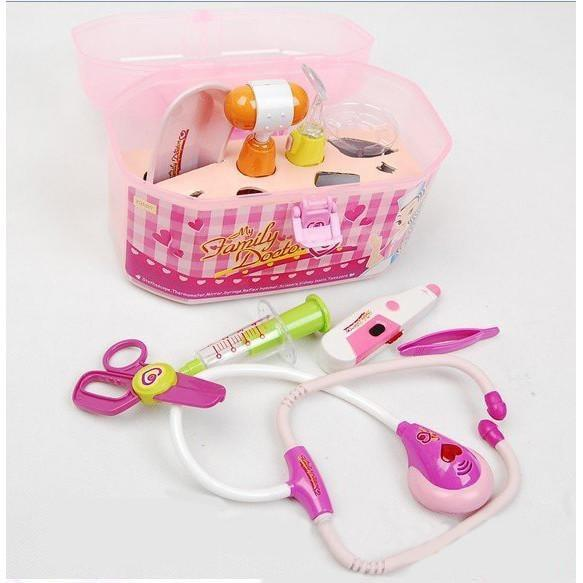 Doctor Playset,Toy doctor kit,Pretend play toys for girls and boys