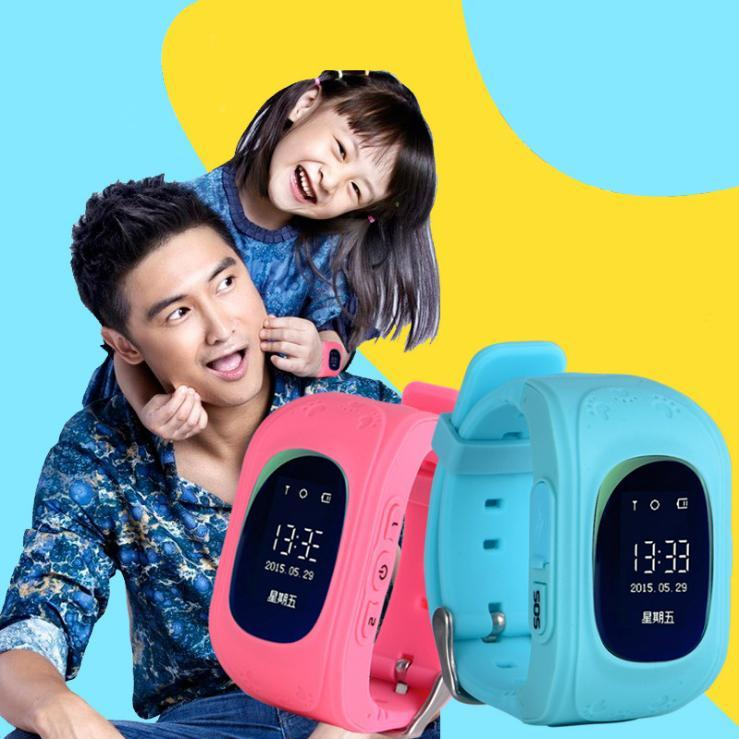 Mobile watch for kids