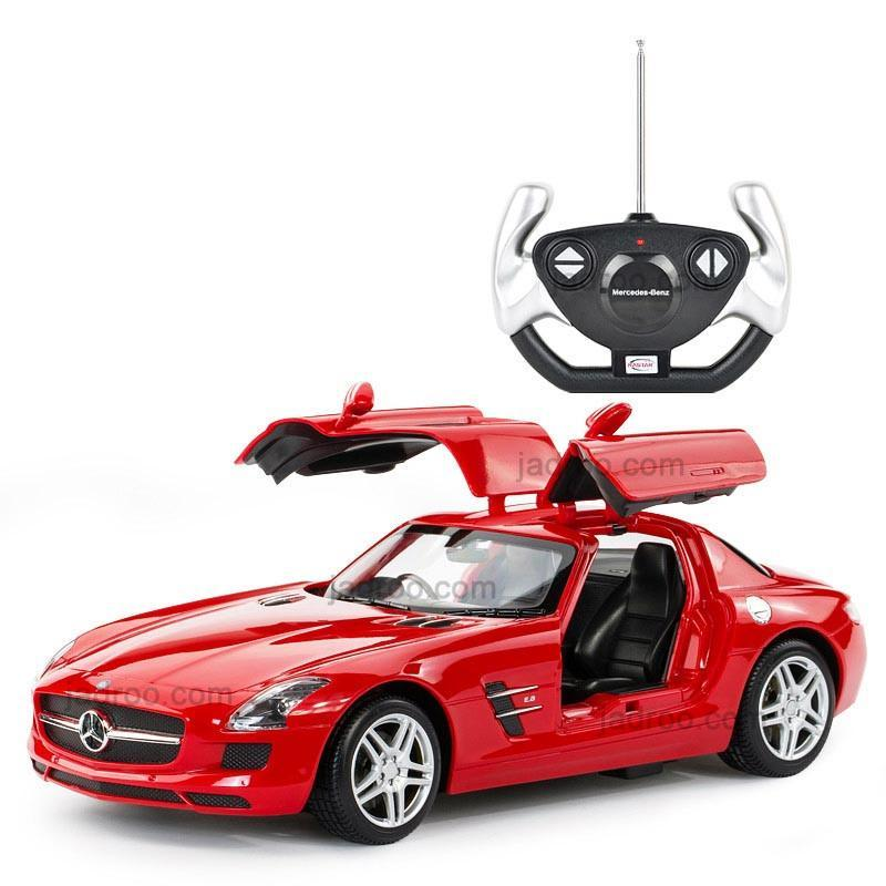 Toys for Boys and Girls, Mercedes-Benz SLS AMG Scale:1/14