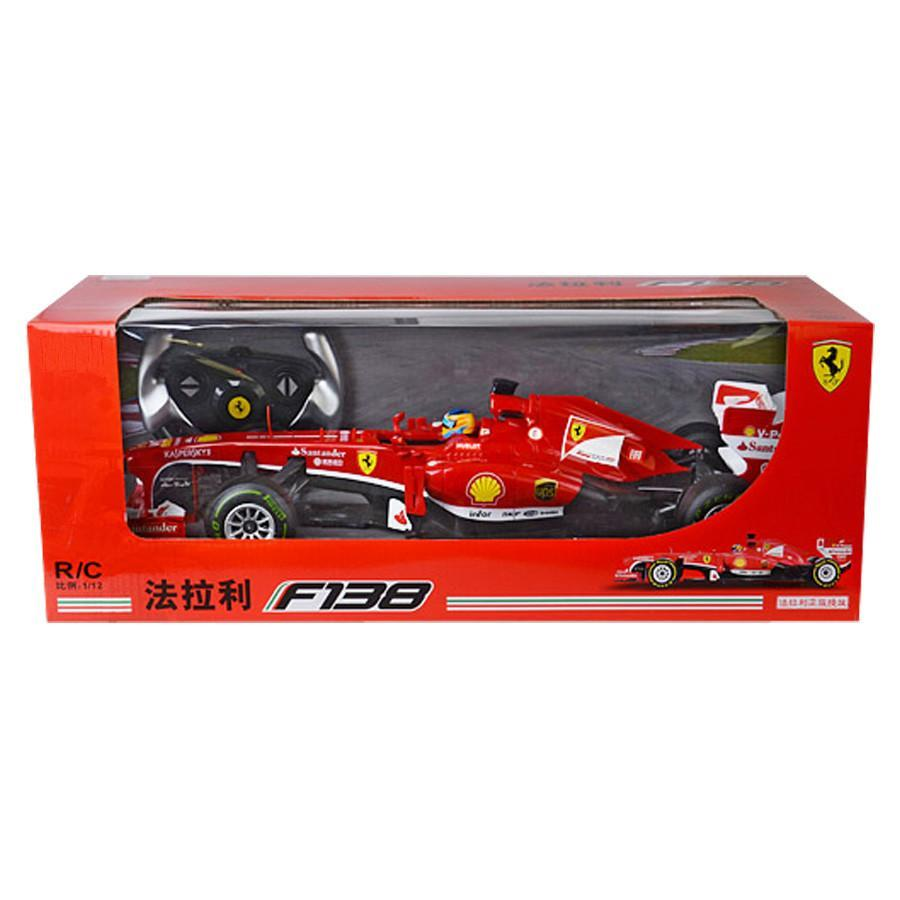 Toys for Boys and Girls, Remote control Racing Car F138 Scale:1/12