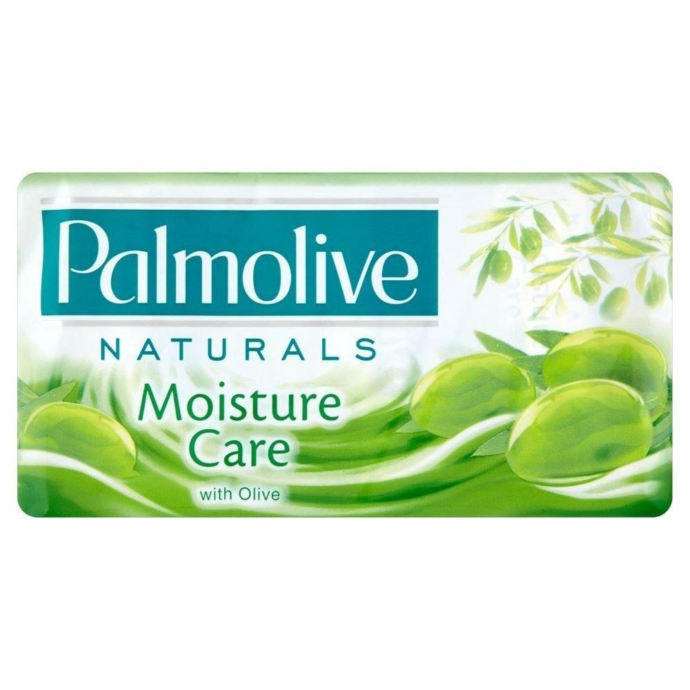 Palmolive Naturals Moisture Care Bar Soap with Olive (3x90g)