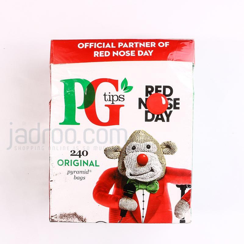 PG TIPS RED NOSE DAY 696GM