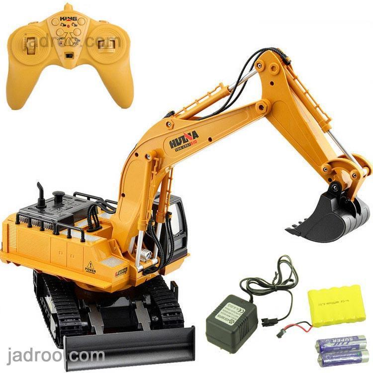 Toys for Boys and Girls, TDIE-CAST Excavator Model