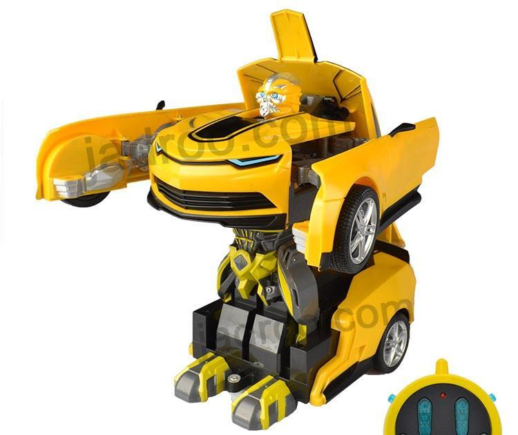Toys for Boys and Girls, Remote Control Two in one Transformer