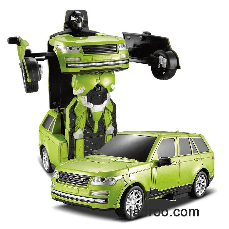 Toys for Boys and Girls, Remote control Transformer