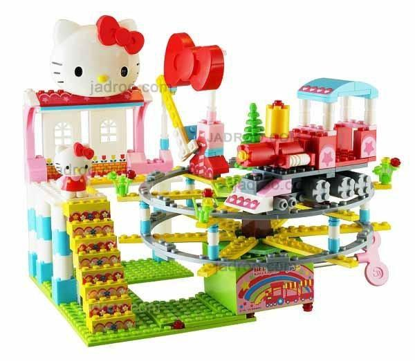 Toys for Boys and Girls, Hello Kitty kitty-express