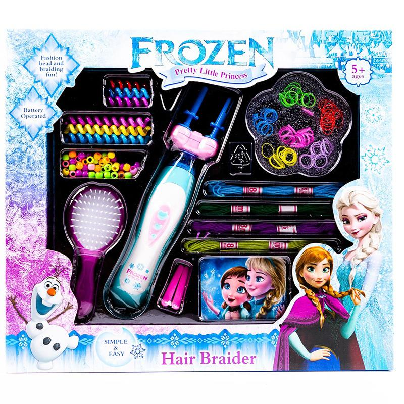 Electric hair braider set Automatic Hair Braiding Tool For Easy Hairstyles For Girls