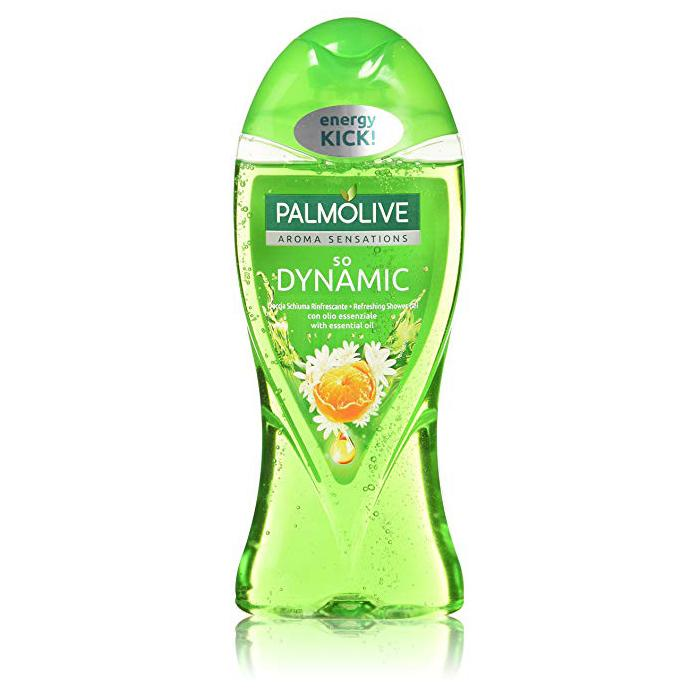 Palmolive So Dinamic Refreshing Shower Foam with Essential Oil, 500ml