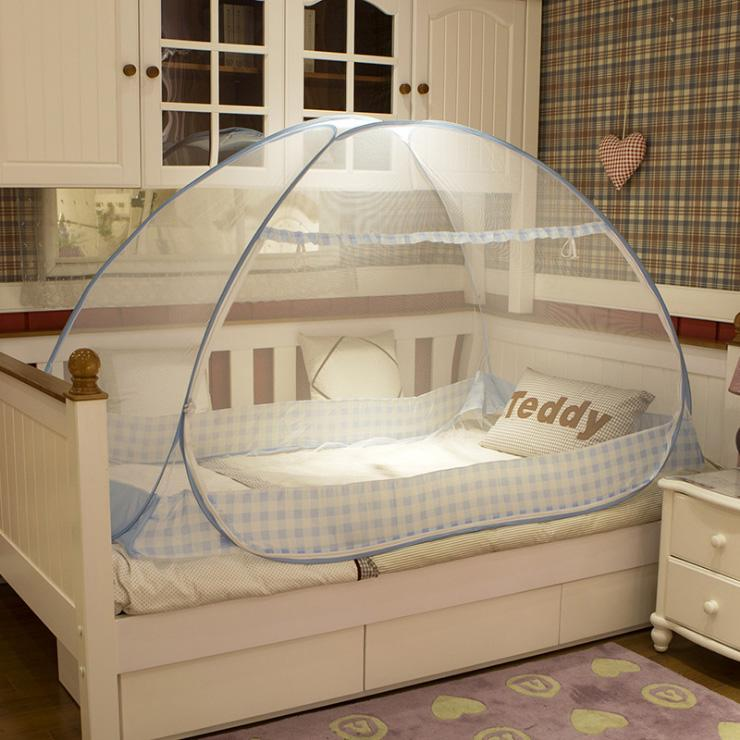 Folding Free Stand High Quality Single Door Mosquito Net