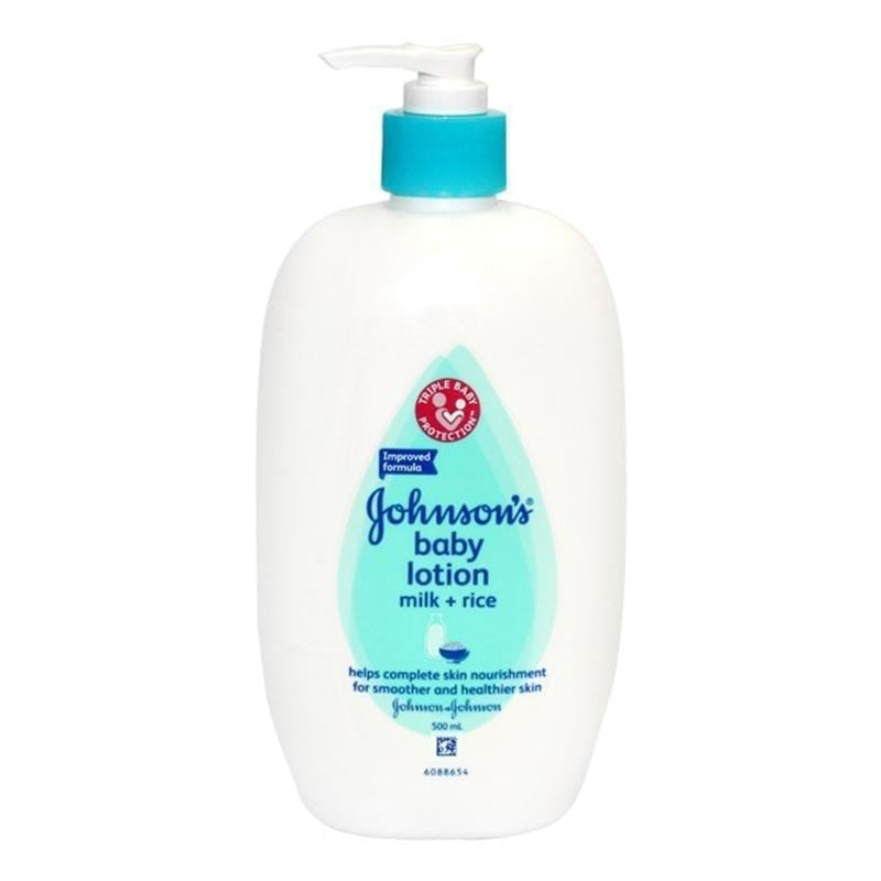 Johnso's Baby Milk Lotion 500ml AN-Jetpack